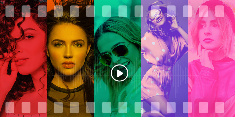 How To Make Slideshow Video Using Movie Maker For Photos