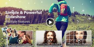 How to create theme based Slideshows?